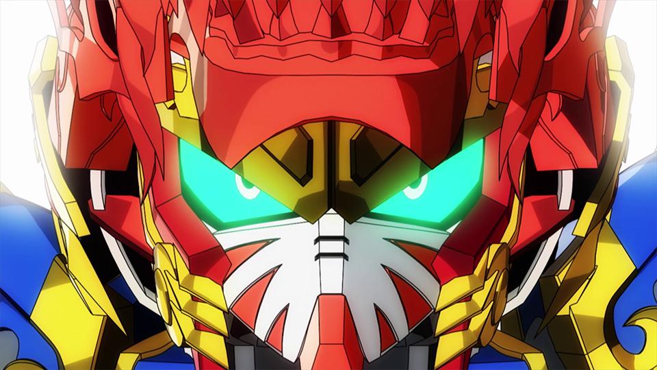 『SDガンダムワールド ヒーローズ』第12話